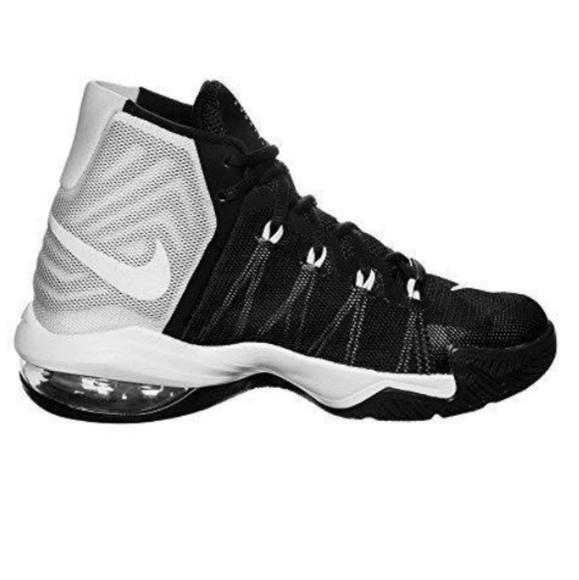 Nike AIRMAX AUDACITY 2016 5.5 Y sneakers black